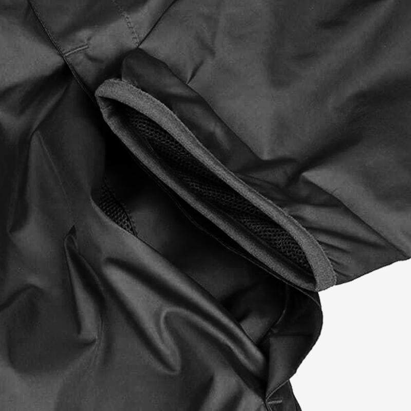 Hatayspor 2020/2021 Yağmurluk(HS00009)  Siyah | HatayStore | Bir Hatayspor Futbol Kulübü Resmi Markasıdır.!